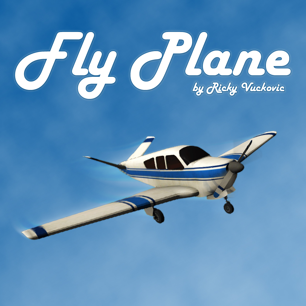Fly Plane app icon